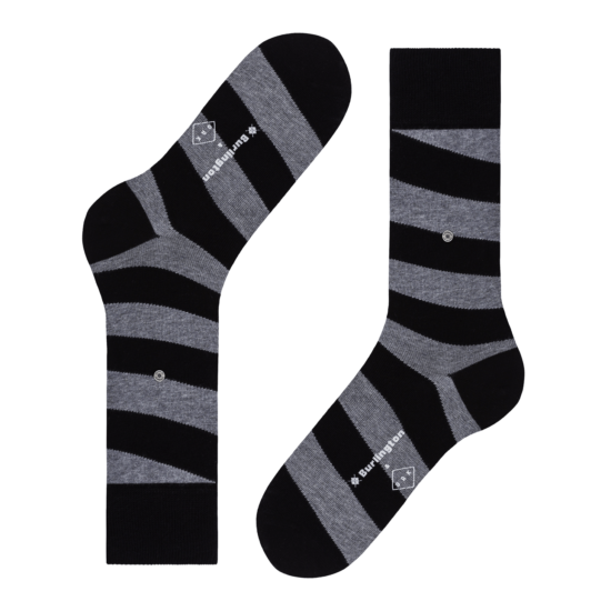 OAK_Burlington_black-grey_sock2