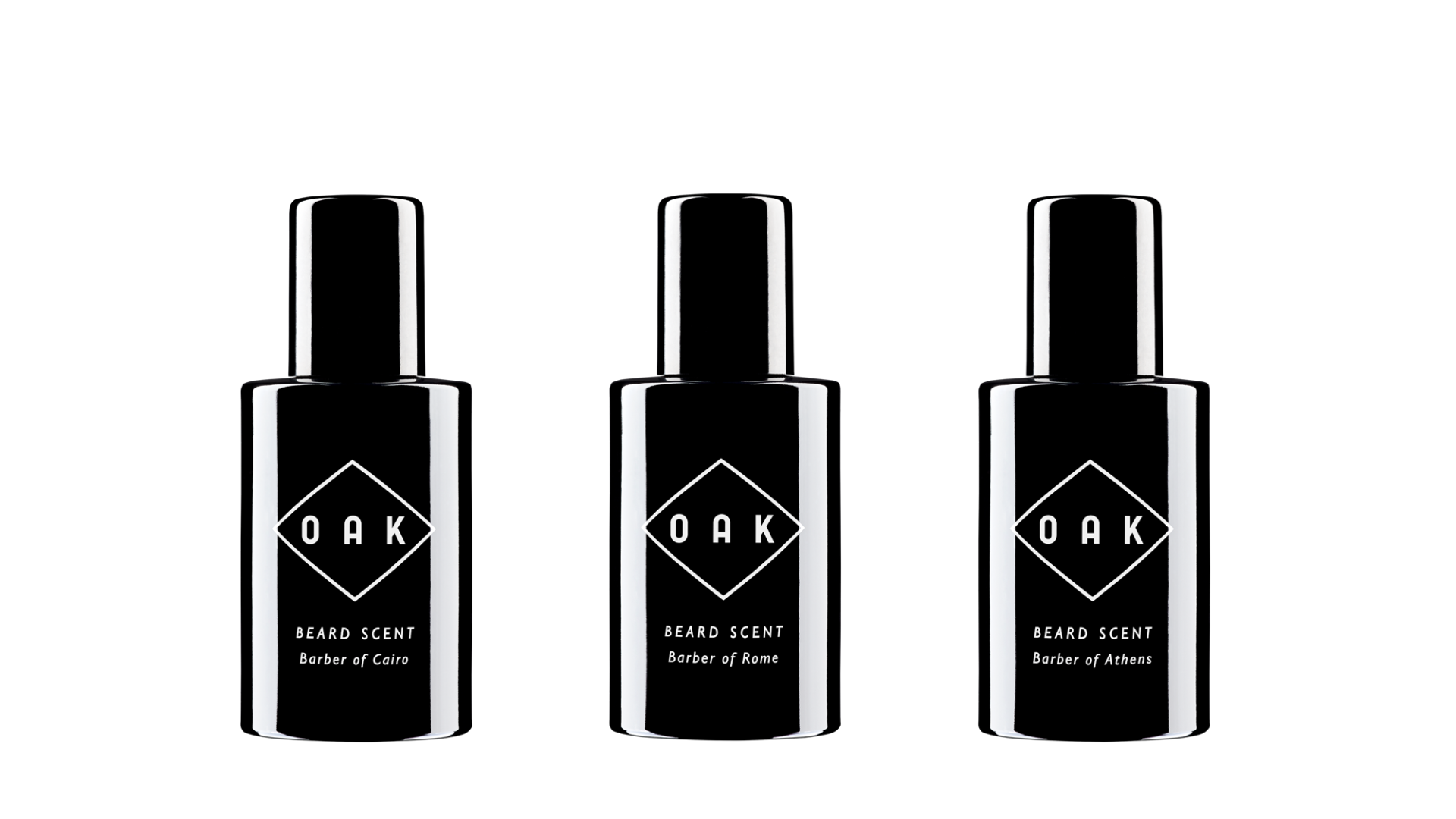 Variationen der beard scents